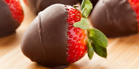 chocolate cover strawberry